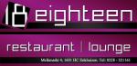 Logo Eighteen